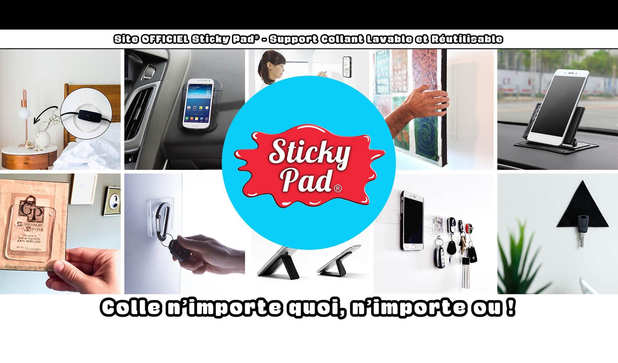 Sticky Pad®