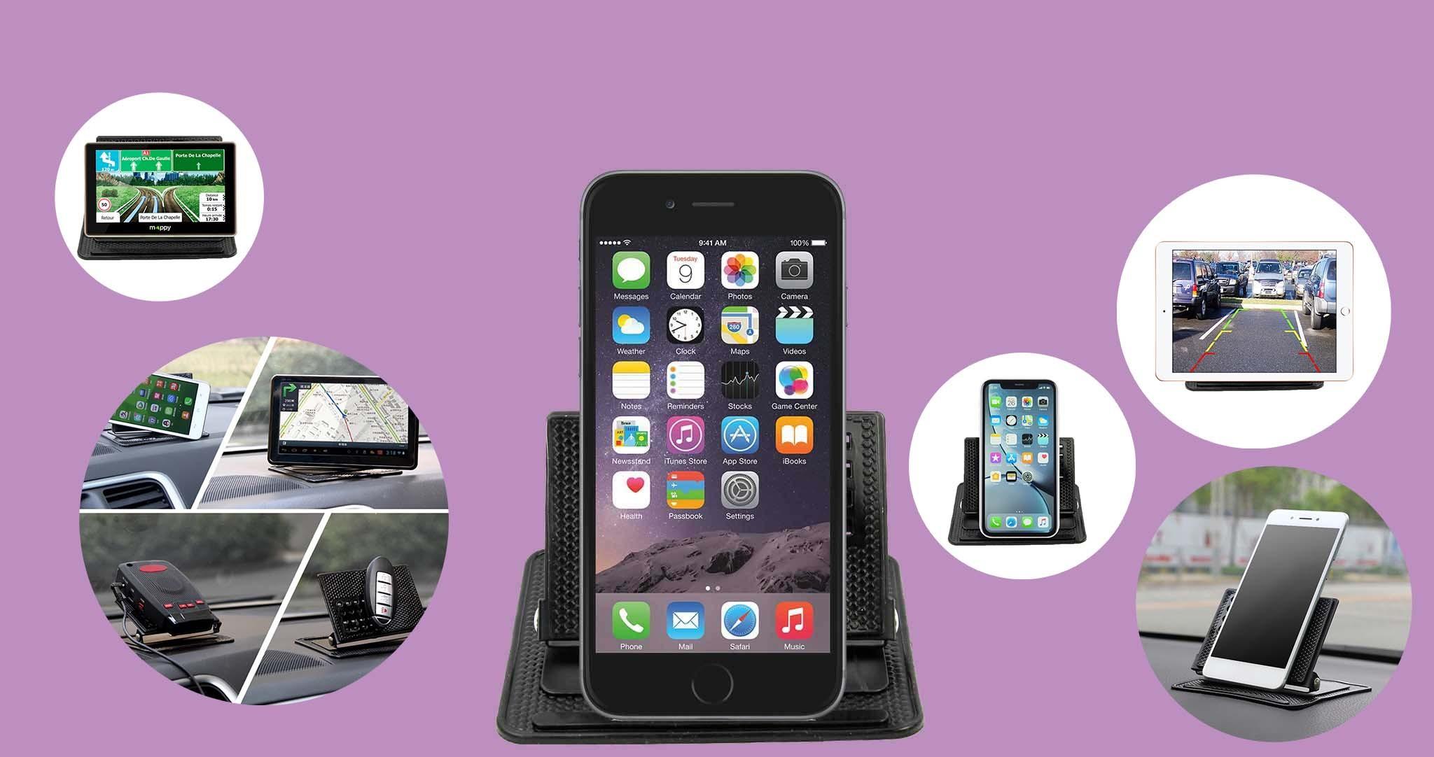StickyPad® Sticky GPS™
